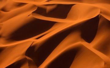 sand, wüste, die dünen, sande