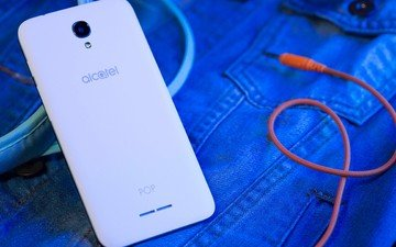 phone, smartphone, alcatel, alcatel pop 4