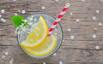 drink, glass, tube, lemons, lemonade, jordache