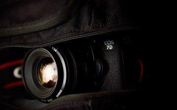 камера, канон, eos 7d