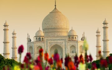 temple, the city, monument, mosque, india, taj mahal, agra