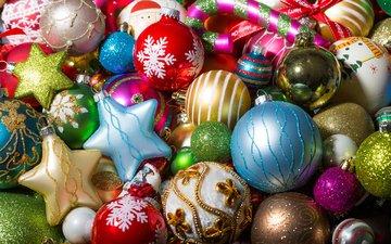 новый год, рождество, елочные игрушки, diana_drubig