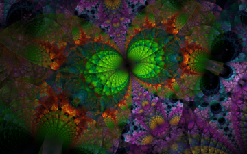 background, pattern, color, graphics, fractal, 3d