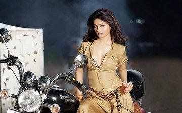girl, look, hair, face, actress, bollywood, ankita shrivastava
