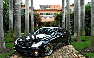 auto, tuning, mercedes, moers