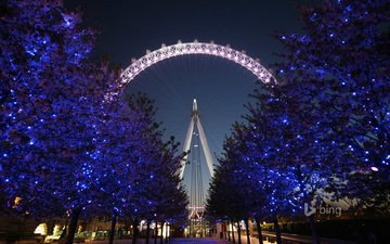 london, ferris wheel, england, eyes, the london eye