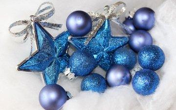 новый год, шары, звезда, праздник, рождество, podruga, новогоднее украшение