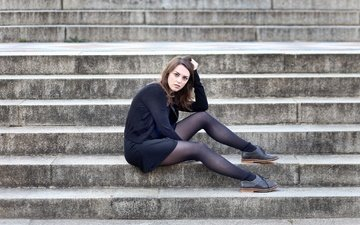 steps, girl, look, legs, hair, face, weekly imogen