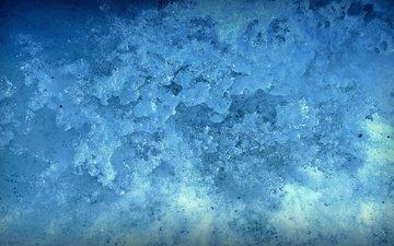 снег, текстуры, лёд, обои на рабочий стол, холод, разное