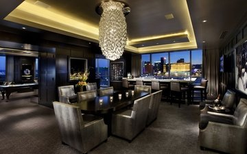 style, interior, design, the city, house, club