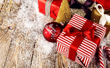 новый год, фон, винтаж, подарки, лента, подарок, праздник, рождество, коробка, декор, valeria aksakova