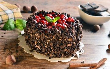 mint, nuts, cinnamon, chocolate, cakes, 4
