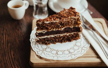 nuts, 5, cake, chocolate