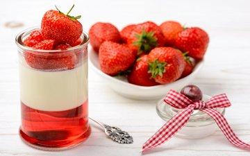 strawberry, sweet, dessert