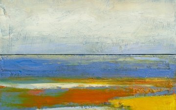 река, картина, пейзаж, живопись, river bend, patrick adams art, acrylic painting, patrick adams river bend oil painting, патрик адамс