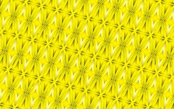 figure, yellow, abstraction, texture, pattern, color, form