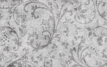 wallpaper, texture, vintage, pattern, black and white