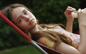 взгляд, фильм, волосы, лицо, актриса, уна, изобель моллой, isobelle molloy