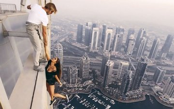 люди, небоскребы, модель, экстрим, дубаи, viki odintcova, виктория одинцова