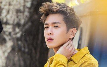 look, actor, face, zhang ruoyun, zhang jouni