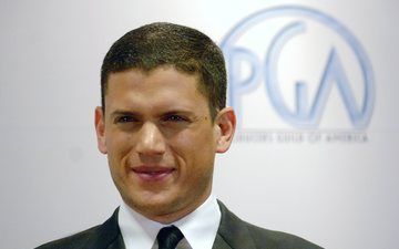 smile, look, actor, costume, male, wentworth miller