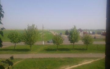 фото, поле, горизонт