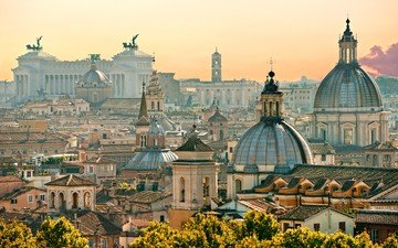 the rays of the sun, italy, architecture, rome, attractions, the vatican