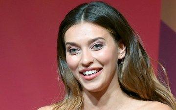 улыбка, волосы, актриса, певица, макияж, длинные, телеведущая, регина тодоренко