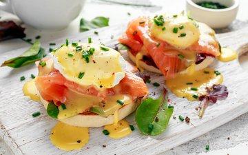 сыр, рыба, 2, закуска, разделочная доска, бутеброды