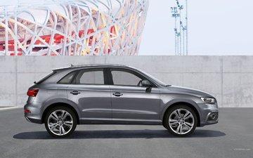 авто, ауди, 2011 год, audi q3, s-line