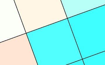 абстракция, дизайн, цвет, форма, материал, клетка, плитка, квадрат