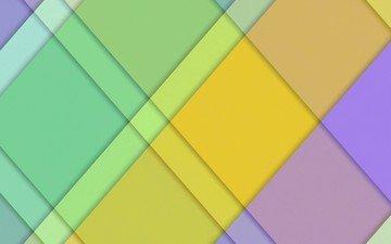 абстракция, дизайн, цвет, форма, материал, квадрат