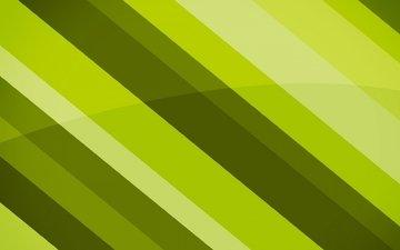полосы, абстракция, линии, зелёный, дизайн, фон, цвет, форма, материал