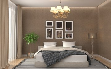 дизайн, картинки, спальня