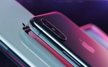 смартфон, эппл, iphone x