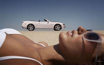 авто, машины, автомобили, шевроле, камаро