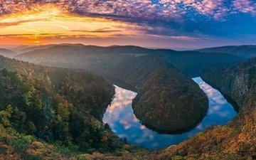 вода, река, природа, берег, закат, пейзаж, море, дорожка, волна, блеск, потоки, выдержка, каменное, небе, булыжники, на солнце