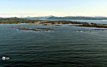landscape, islands, the ocean
