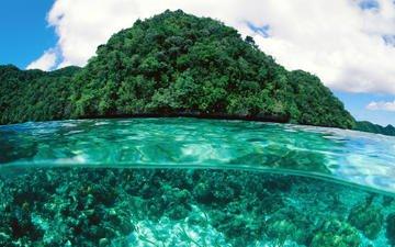 water, island, iceland