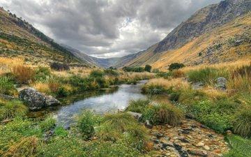 вода, озеро, горы, природа, пейзаж, 44 года