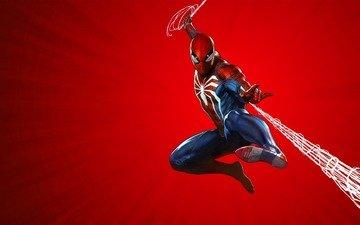 паутина, сеть, человек паук
