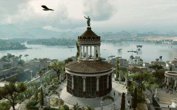 игра, assassin's creed, ubisoft, origins, античность