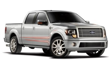 auto, ford, pickup