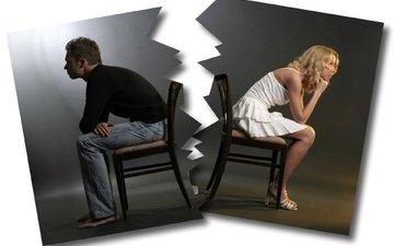 мужчина, женщина, ссора