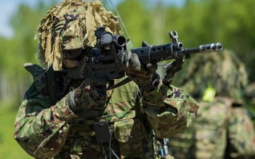 weapons, soldiers, army, japan's ground self-defence force