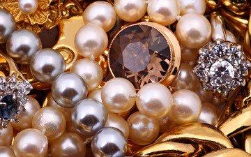 decoration, jewelry, beads
