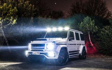gelandewagen, г-класс, амг, g63, мерседес-бенц, 2019, lumma design, lumma clr g770