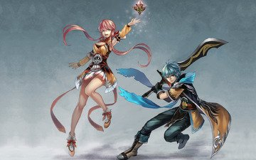 art, anime, the game, characters, momori 68, old work, three kingdoms