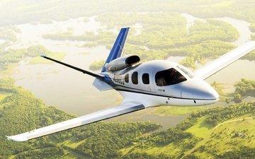 flight, height, aircraft, cirrus sf50