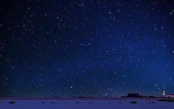 небо, космос, галактика, звездное небо, симпсоны, гомер симпсон